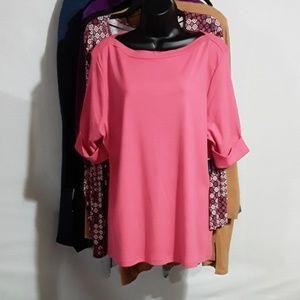 Karen Scott Blouse Size XL